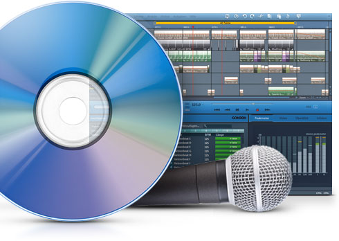 MAGIX Music Maker Dance Edition Screenshot