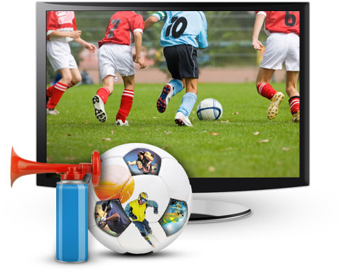 MAGIX Soccer & Sports Media Package Screenshot