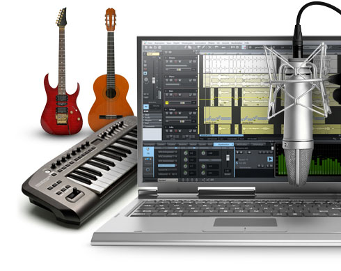 MAGIX Music Studio Screenshot
