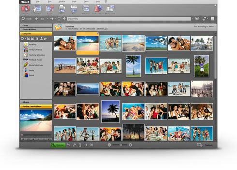 MAGIX Photo Manager 12