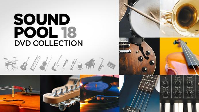 MAGIX Soundpool DVD Collection 19 WAV