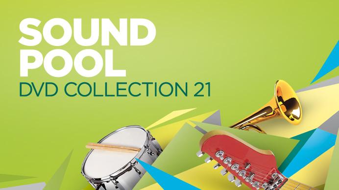 دانلود MAGIX Soundpool DVD Collection 21 – سمپل ها و صداهای آماده برای آهنگسازی