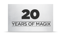 MAGIX Anniversary: 1993-2013