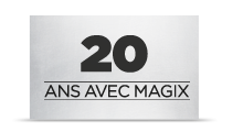 MAGIX Anniversaire : 1993-2013