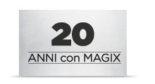 20 anni con MAGIX